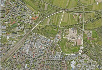Rund um die LGS: Städtebauförderprojekt Branchweiler
